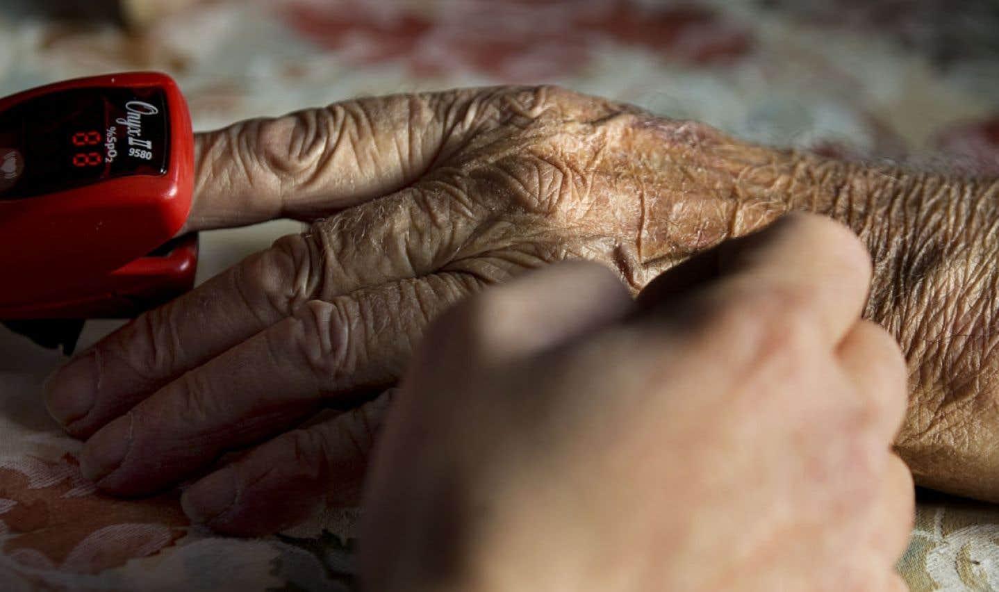 Aide médicale à mourir - Les pro-vie veulent faire reculer Québec