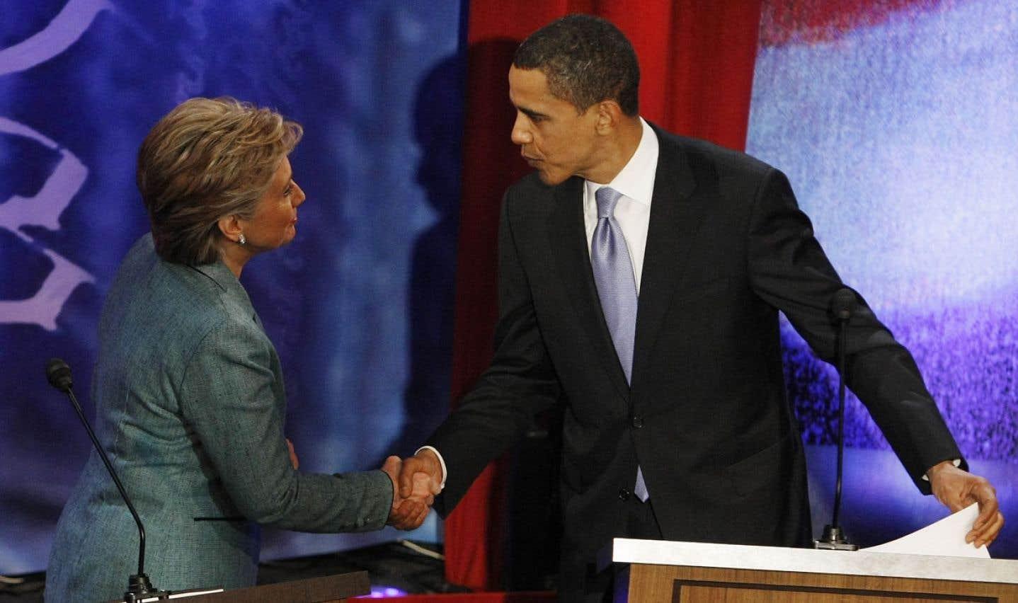 """«Lorsqu'à la primaire démocrate se sont présentés Barack Obama et Hillary Clinton, on nous disait : """" Si vous êtes noir, vous devez soutenir Obama, et si vous êtes une femme, Clinton. """" Mais que fait la femme noire ? C'est ça, l'intersection des oppressions», explique Sirma Bilge."""