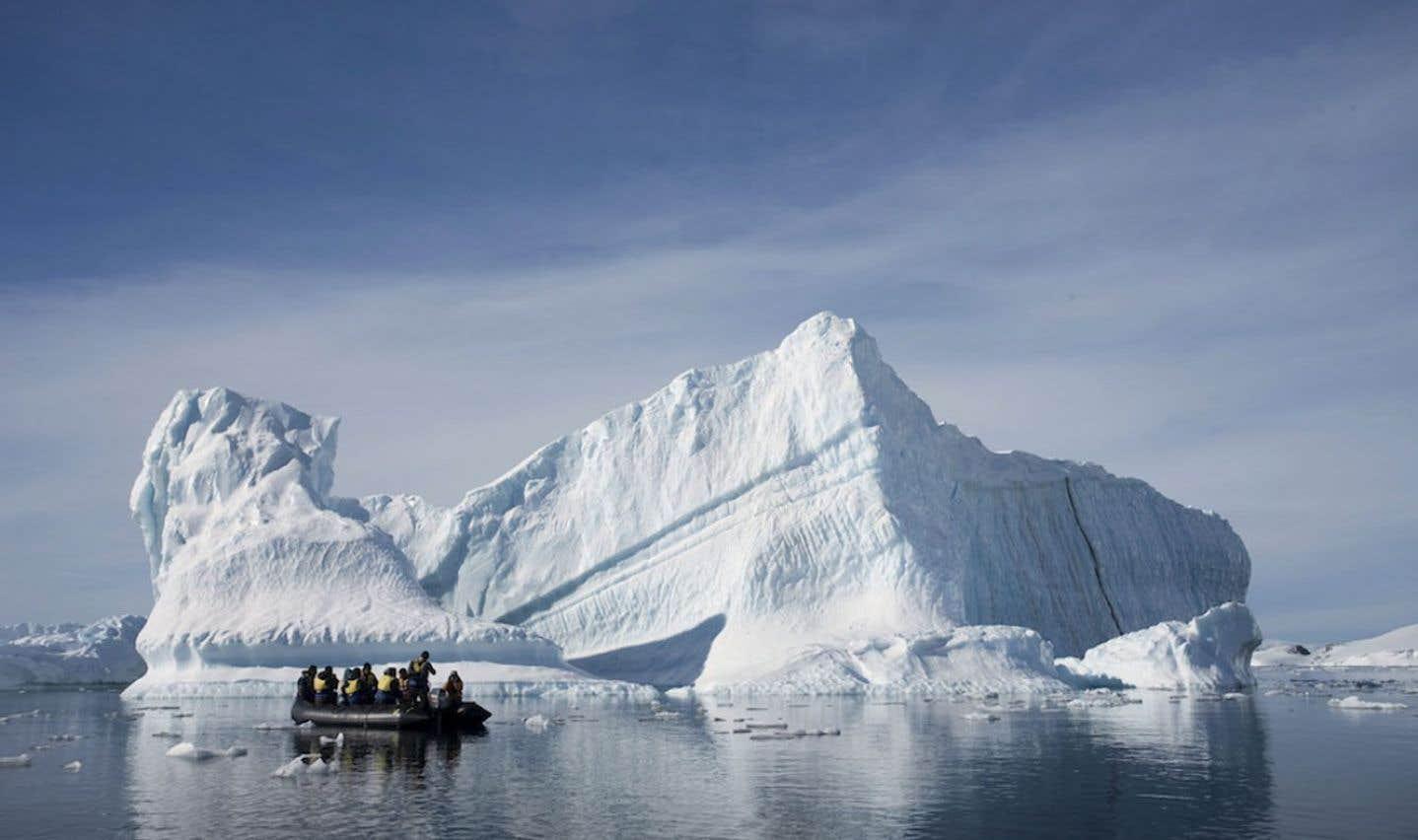 Antarctique - Moscou et Pékin rejettent la création d'aires marines protégées