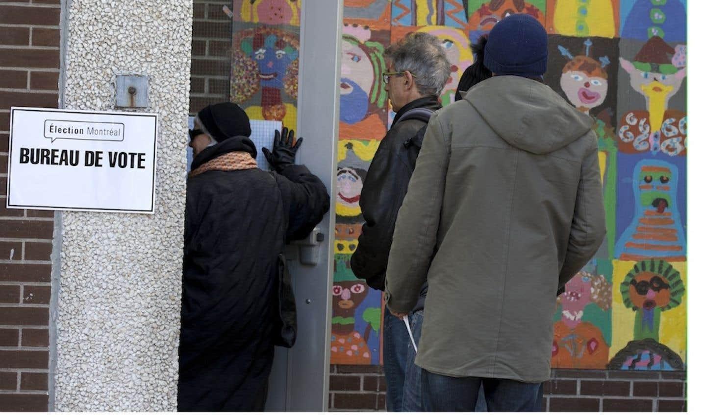 Élections municipales - Taux de participation en légère hausse