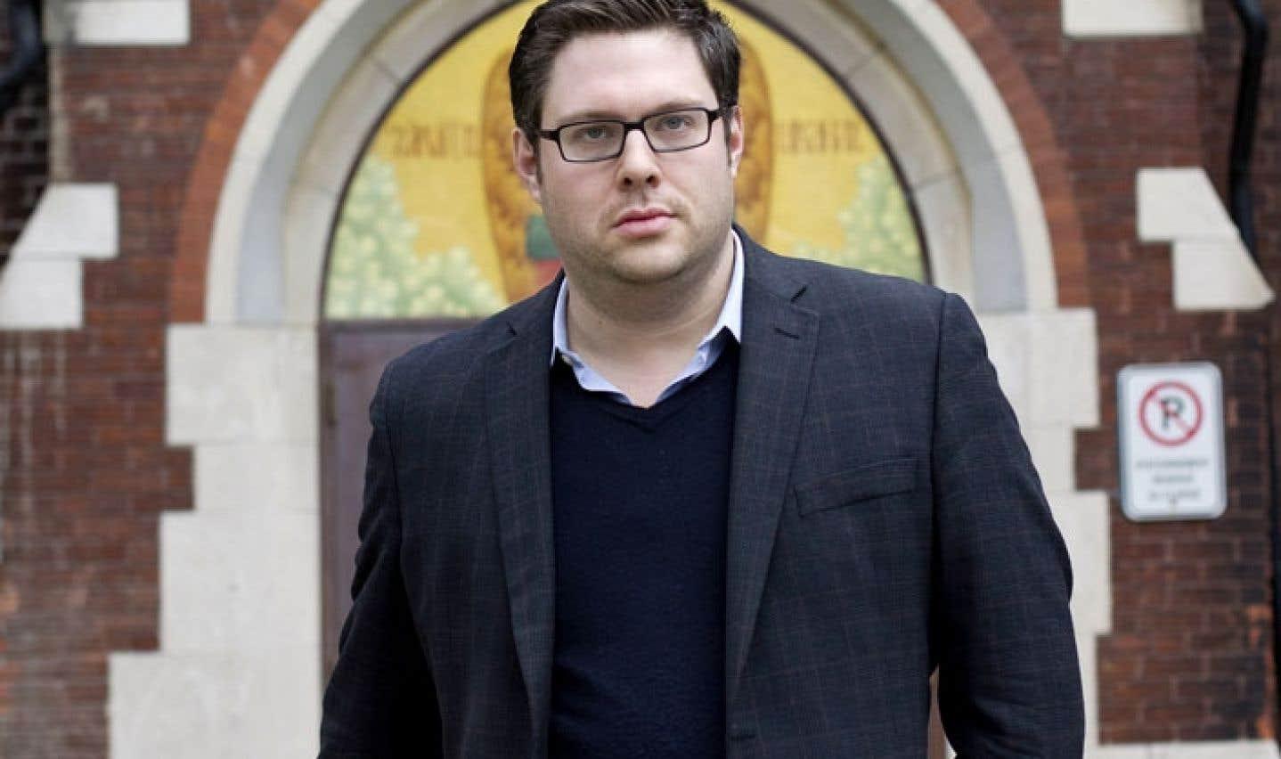 Mathieu Bock-Côté, le conservateur républicain