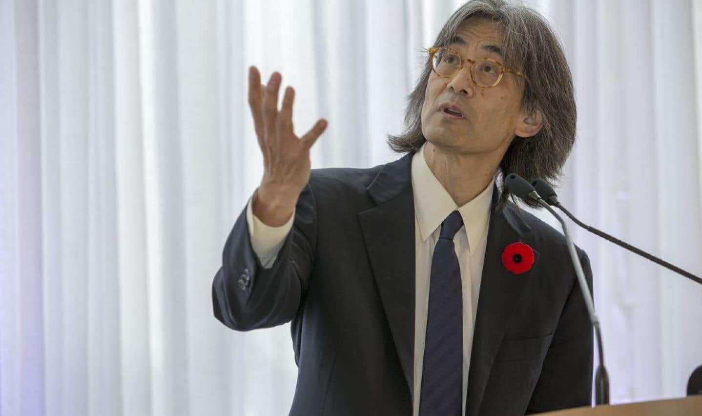L'OSM renouvelle le contrat de Kent Nagano jusqu'en 2020