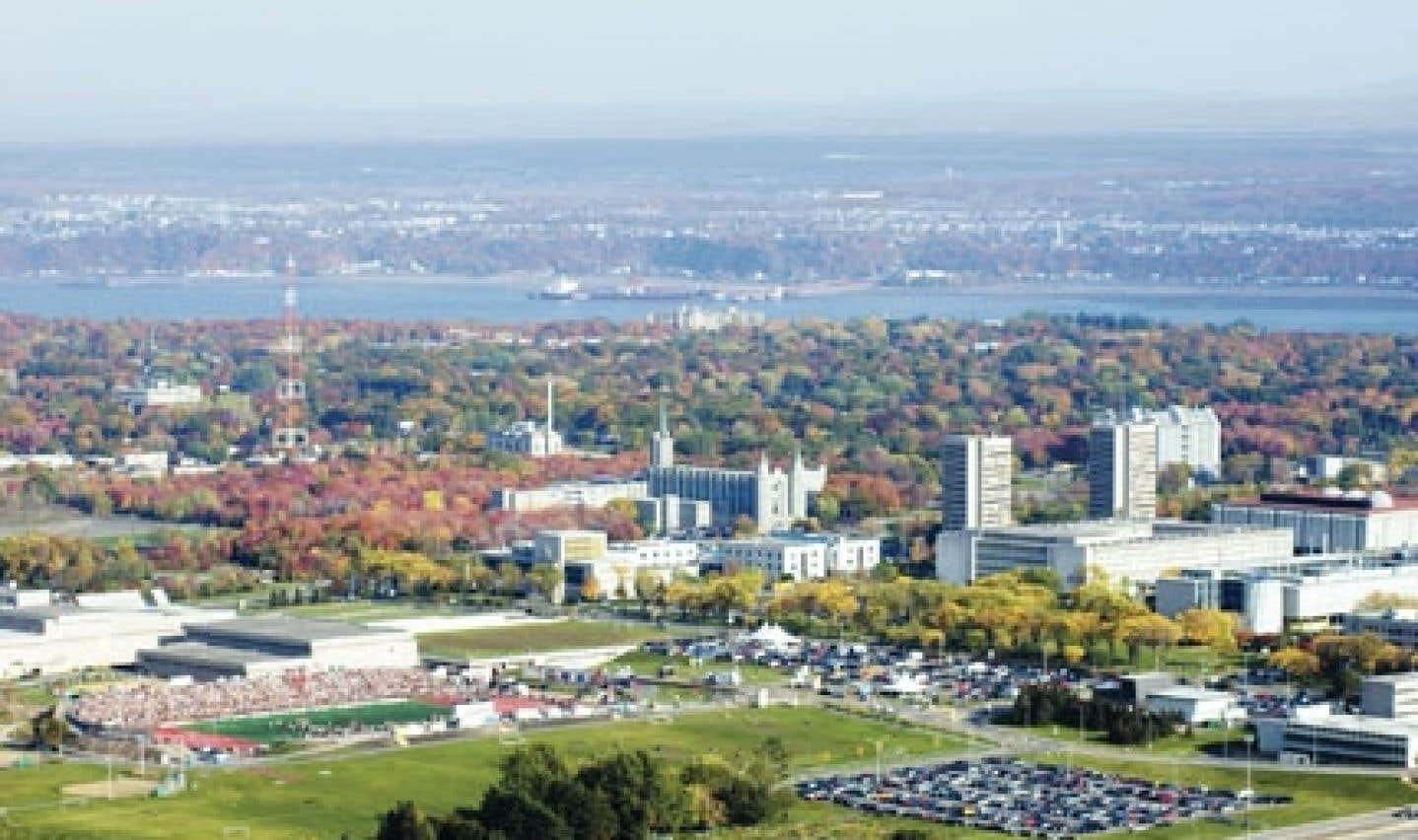 Dès 2008, l'Université Laval a mis en place un vaste programme de développement durable.