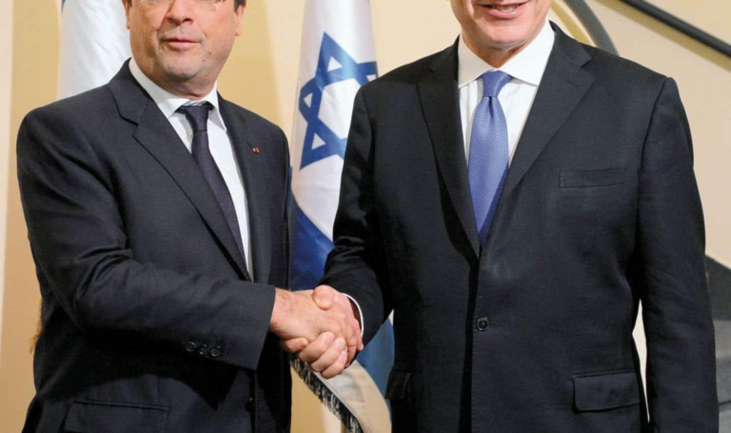 Nucléaire iranien - La France promet à Israël de rester ferme