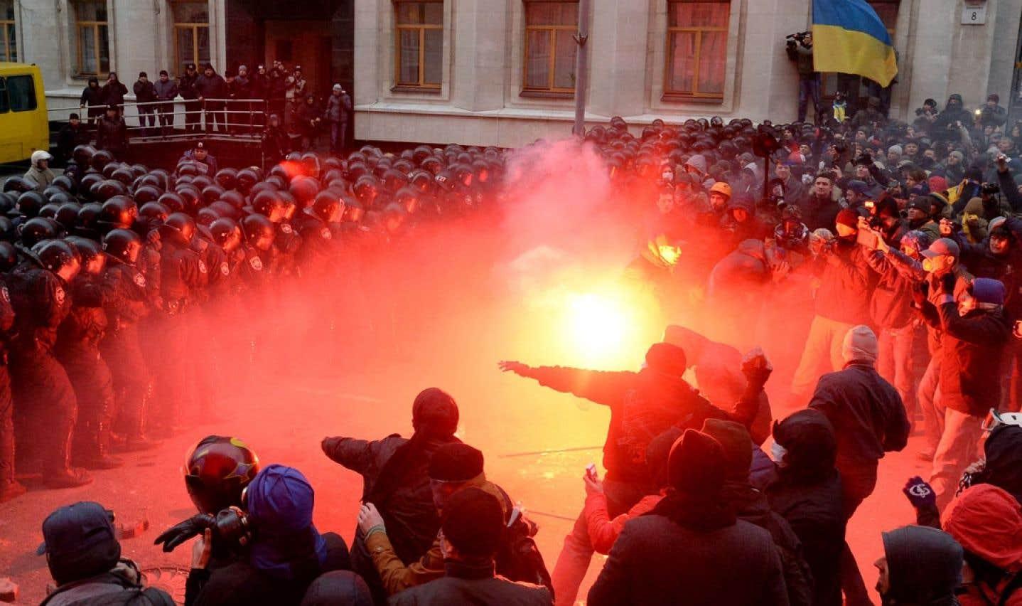 Ukraine - Vers une deuxième révolution orange?