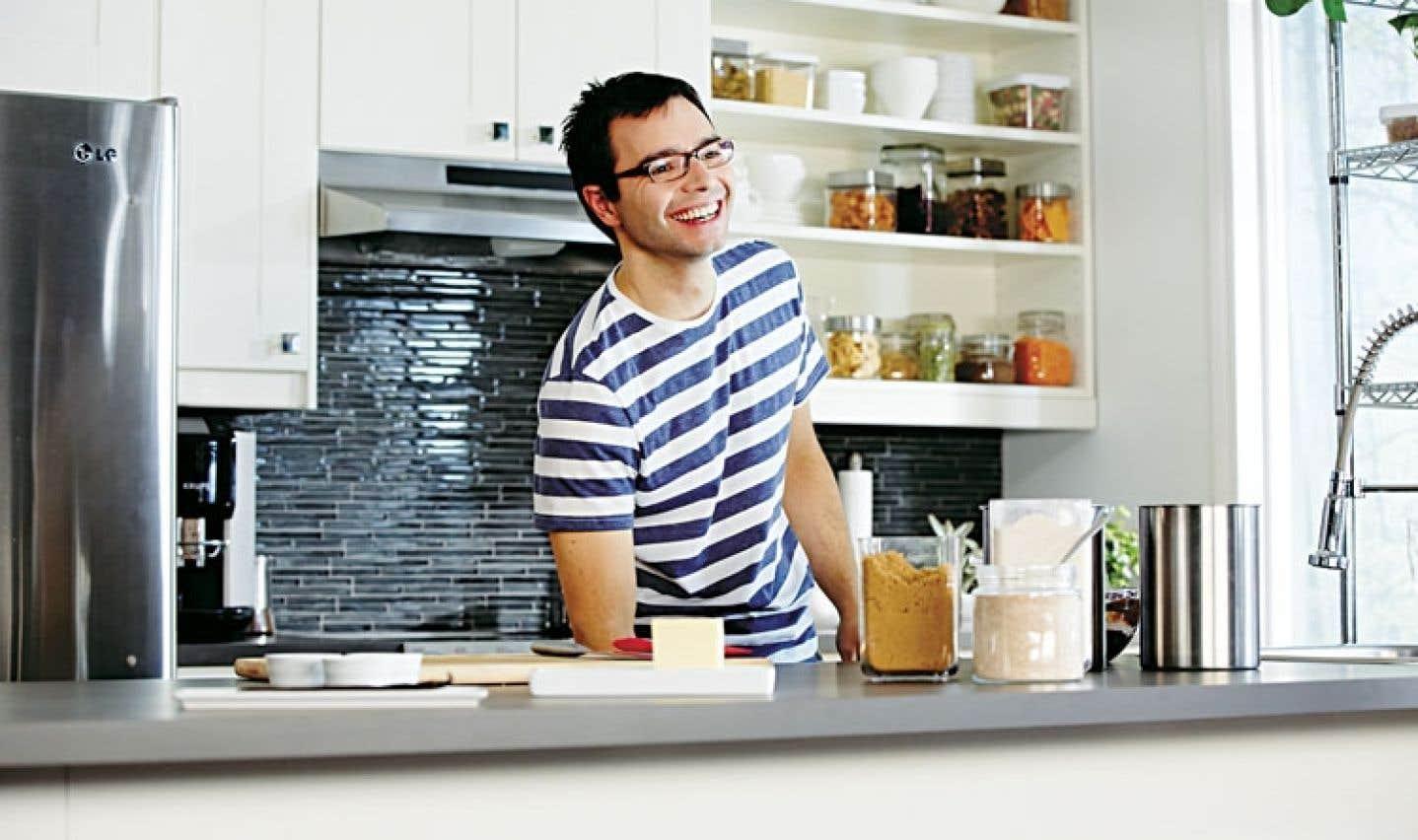Patrice Demers aime mettre en valeur les produits de saison. Pour le temps des Fêtes, il priorise donc des desserts comprenant des agrumes, par exemple.