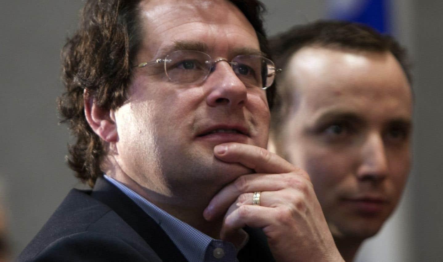 Drainville dit pouvoir compter sur l'appui de militants libéraux