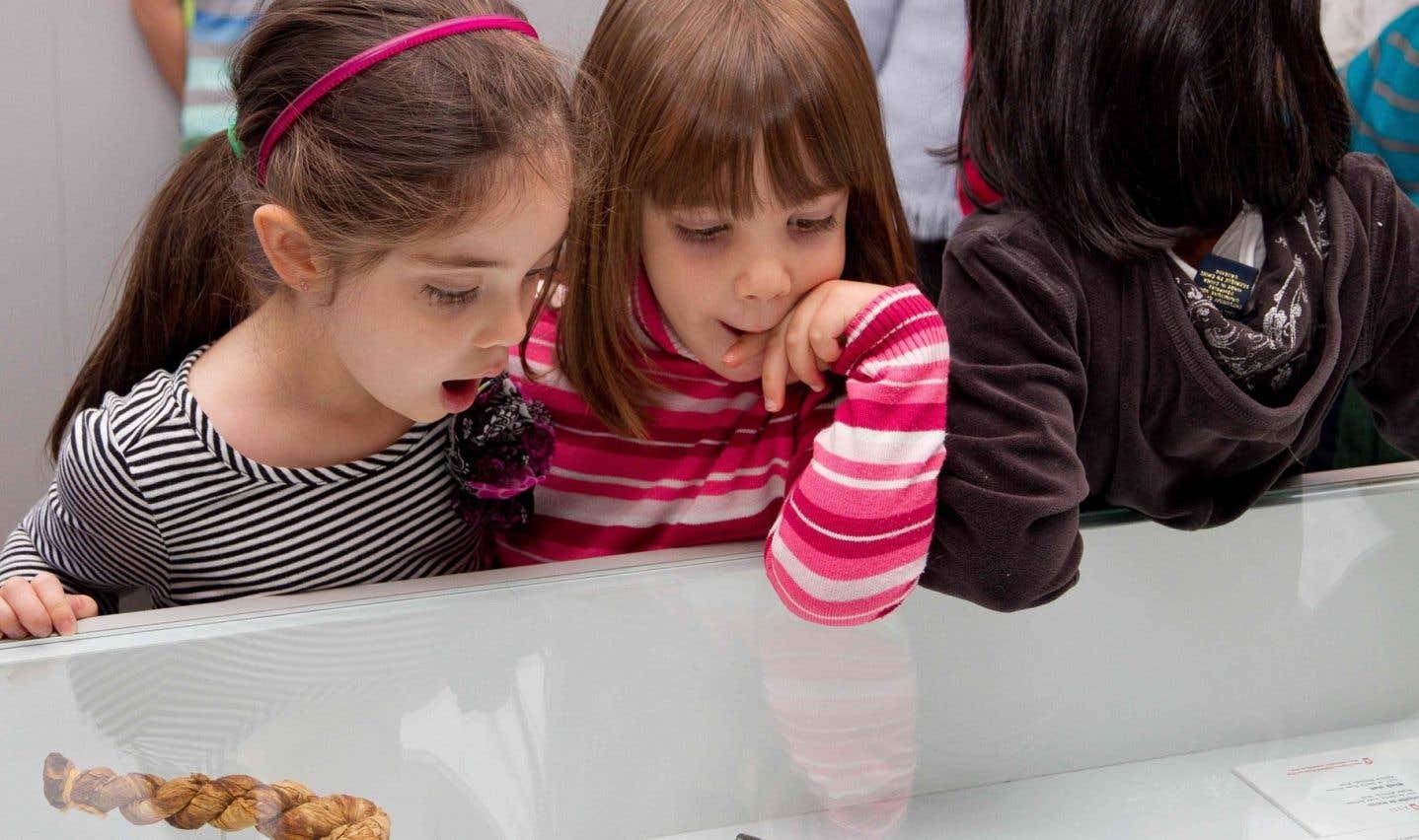Pour les petits passionnés d'histoire, plusieurs musées proposent des camps de jour à saveur historique, comme le Musée McCord.