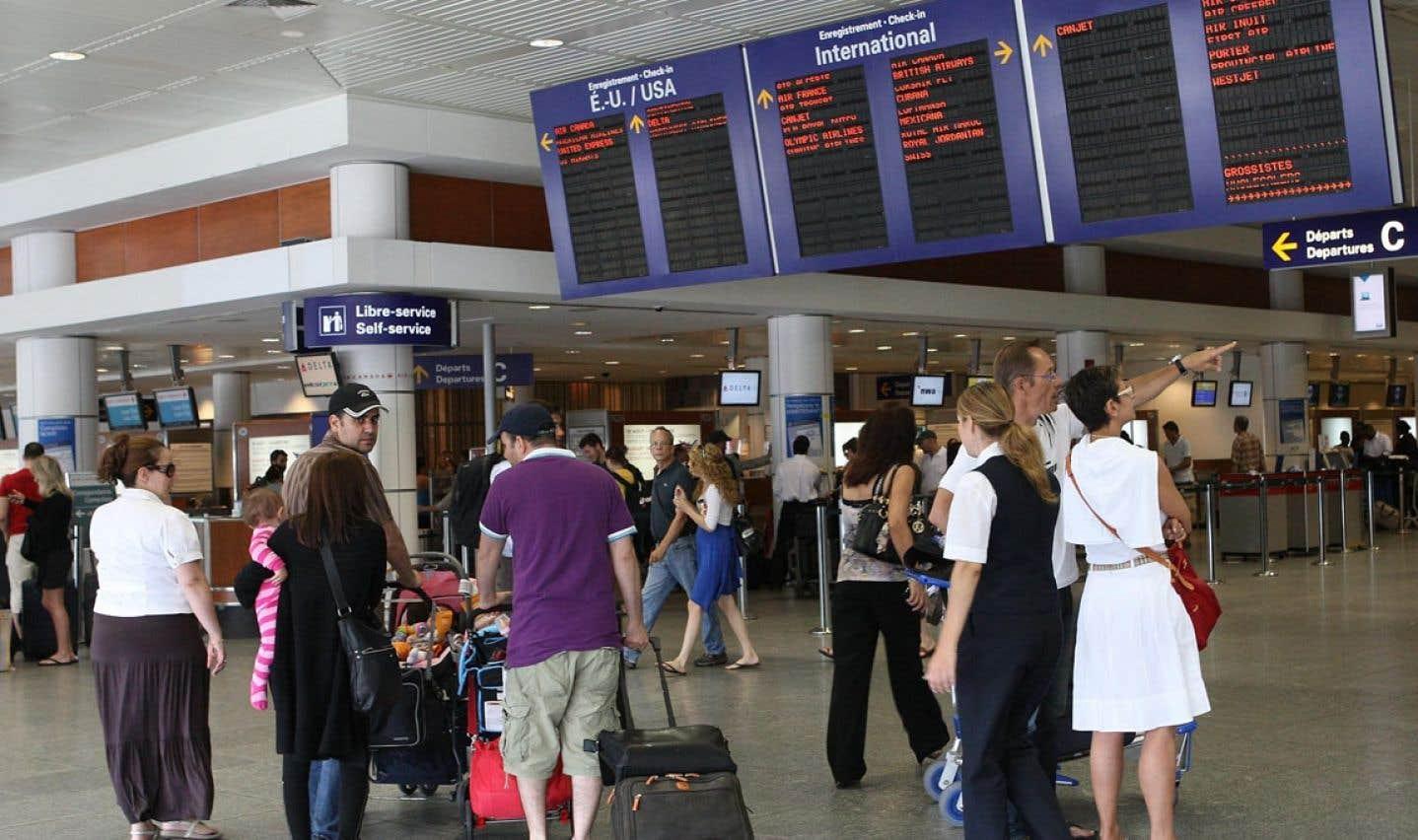 L'aéroport Montréal-Trudeau compte plus de 14 millions de passagers par an. Cet achalandage important présente un défi pour l'engagement durable de l'établissement, peu désservi par les transports en commun.