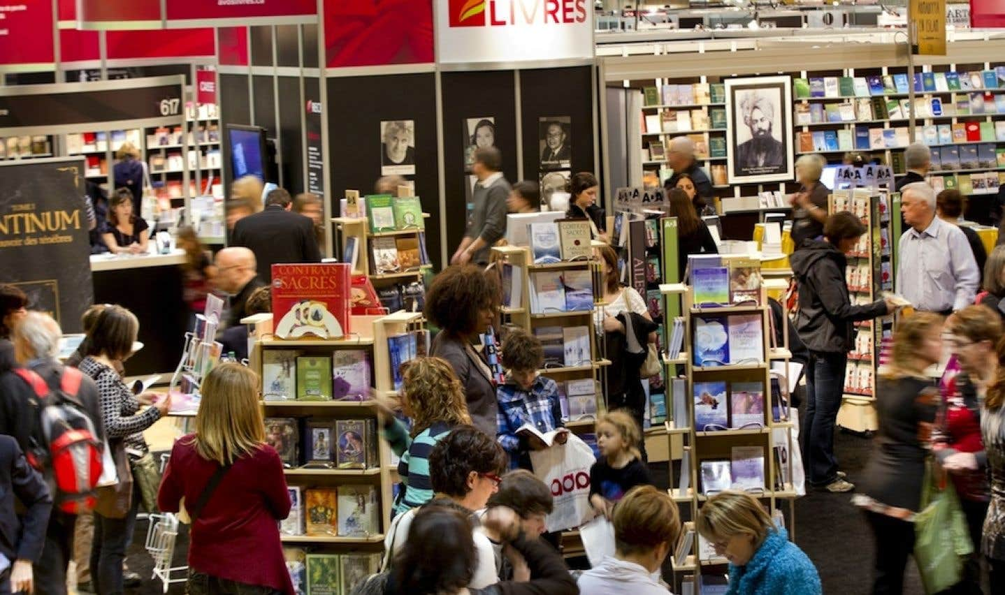 «Plus de 12 000 emplois directs sont en jeu dans le seul secteur du livre qui procure des revenus de près de 700 millions de dollars annuellement», insiste l'Union des écrivaines et des écrivains québécois.