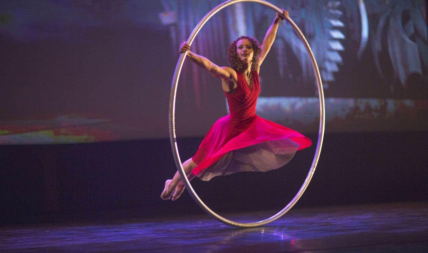 Filaction investit directement auprès d'entreprises comme le Cirque Éloize, par exemple.
