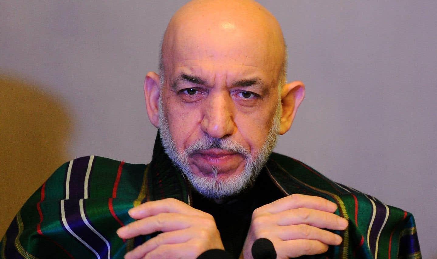 Hamid Karzaï n'en a plus pour longtemps à la tête de l'Afghanistan, ayant achevé les deux mandats de cinq ans qu'un président a le droit d'effectuer.
