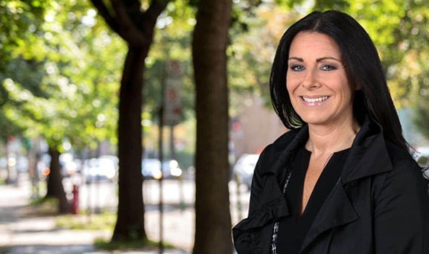 Manon Gauthier, responsable de la culture