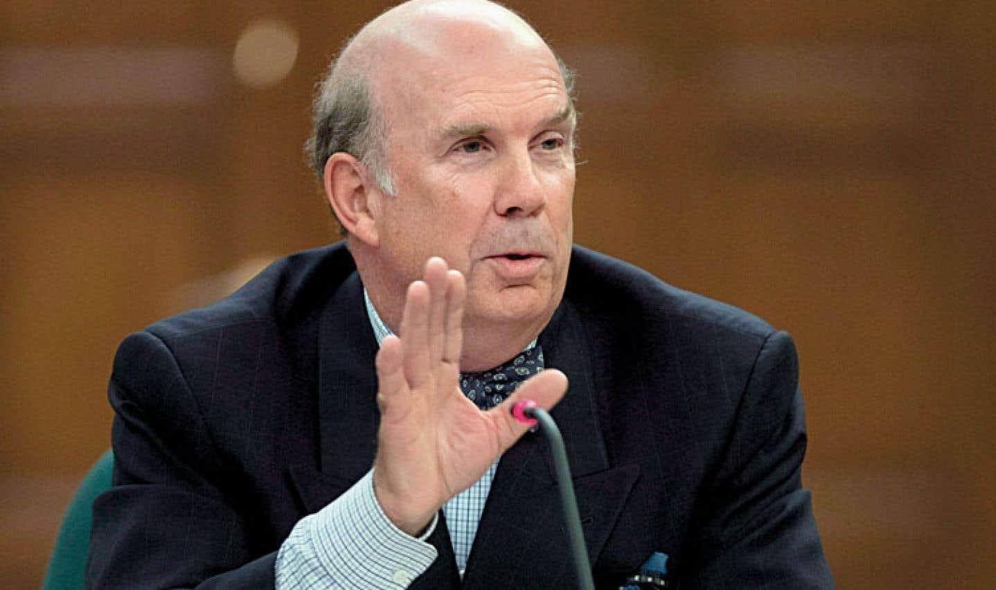 Peter MacKay soutient ne pas avoir demandé la démission du juge Nadon
