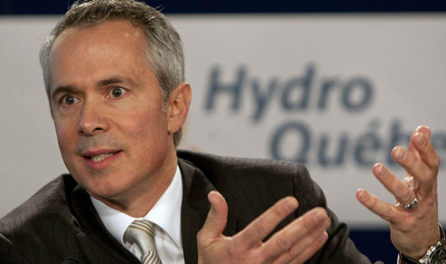 Vandal promet de contribuer à l'équilibre des finances du Québec