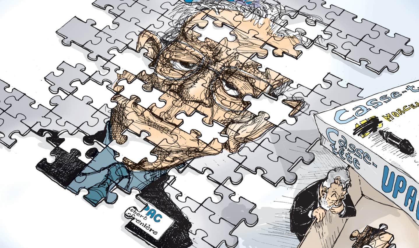 Le regard de notre caricaturiste Pascal sur l'actualité du jour.
