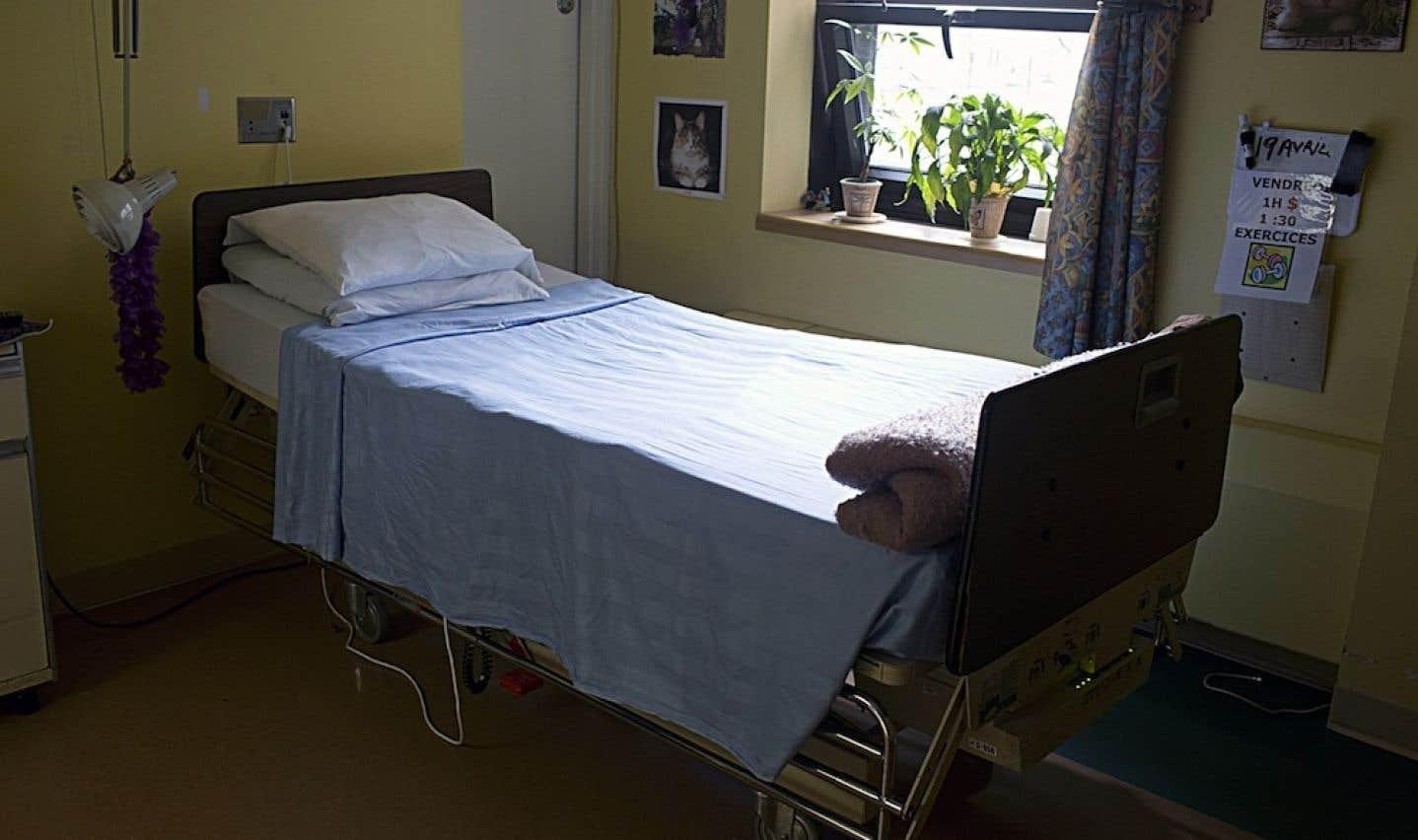 Un CHSLD s'oppose aux caméras de surveillance dans les chambres