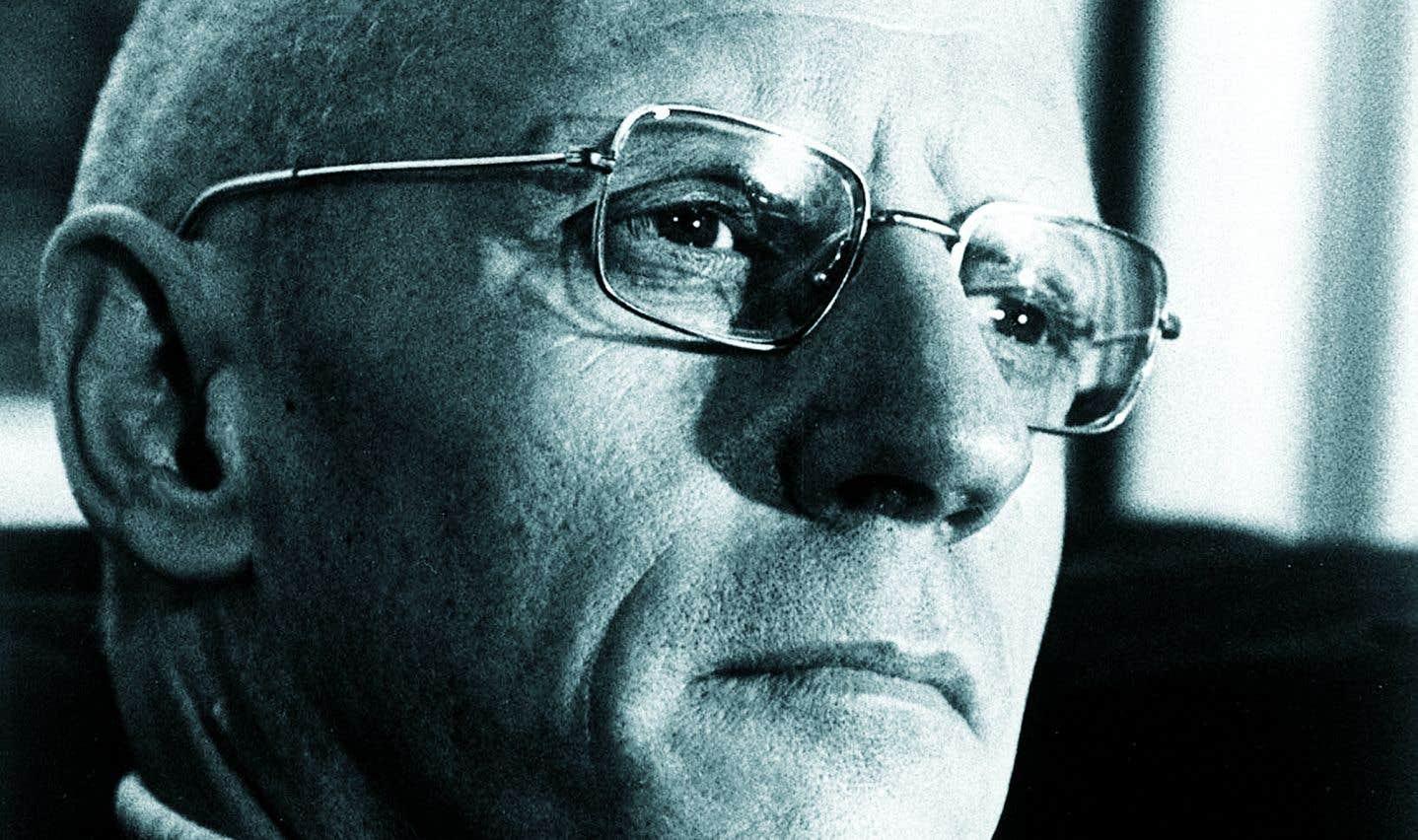 Dans l'éclat de Michel Foucault