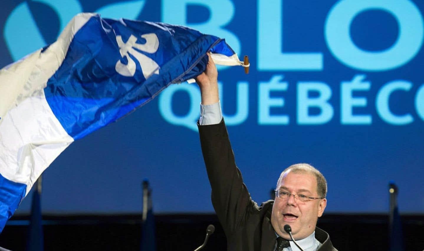 Le chef bloquiste, Mario Beaulieu, s'est entretenu avec Gilles Duceppe, Bernard Landry et Daniel Paillé pour les inviter à former un groupe de réflexion.
