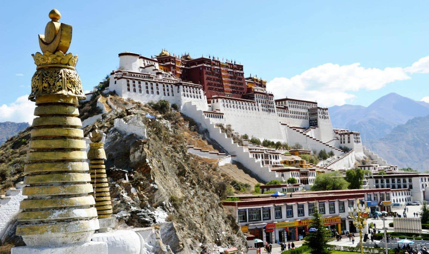 Le Tibet, magnifique et en péril