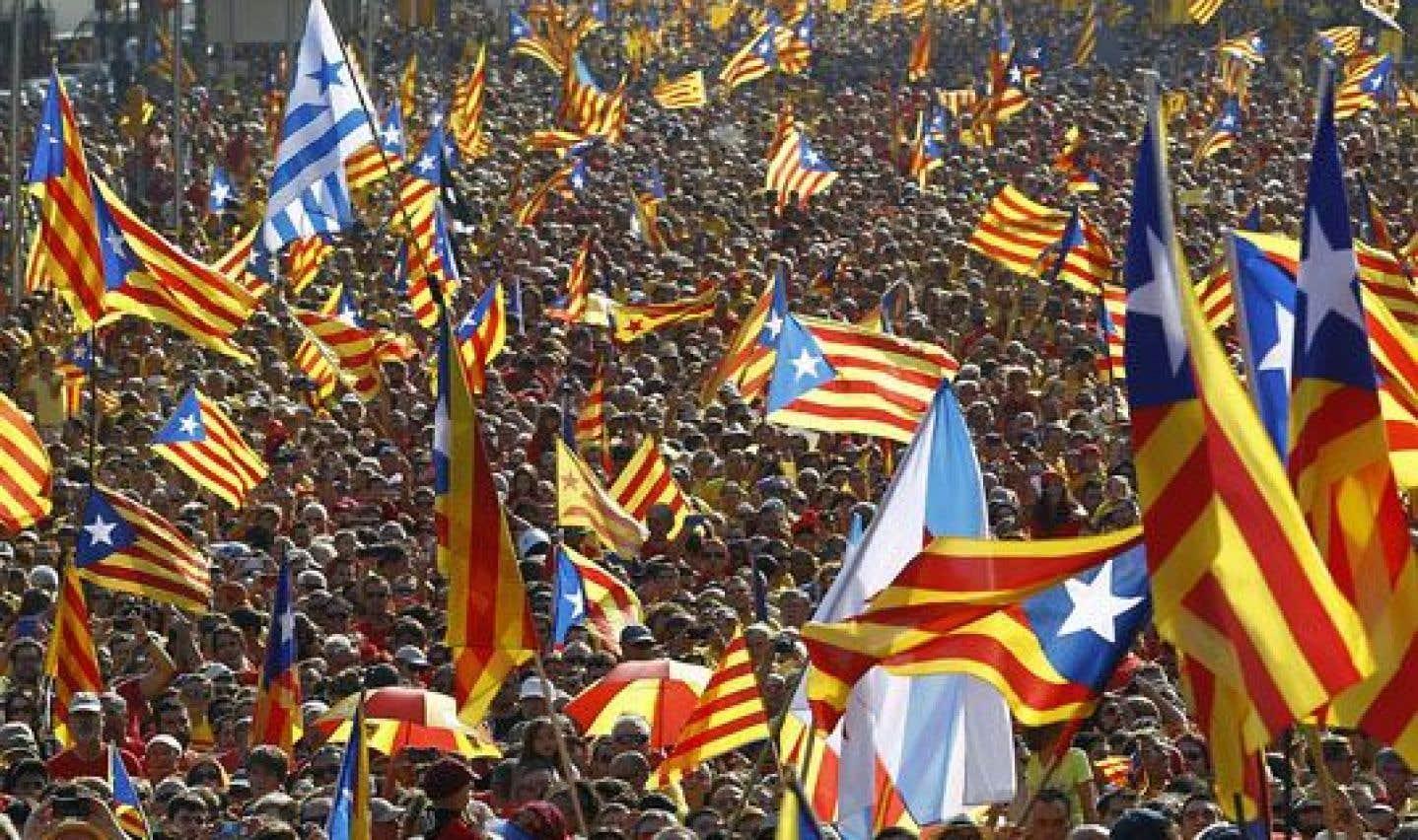 Les Catalans veulent imiter les Écossais
