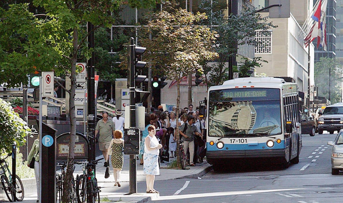 Dans son budget 2014, la STM avisait que le réseau d'autobus subirait «une baisse globale de 3,1%, soit 165500heures, sur un total de 5,4millions d'heures».