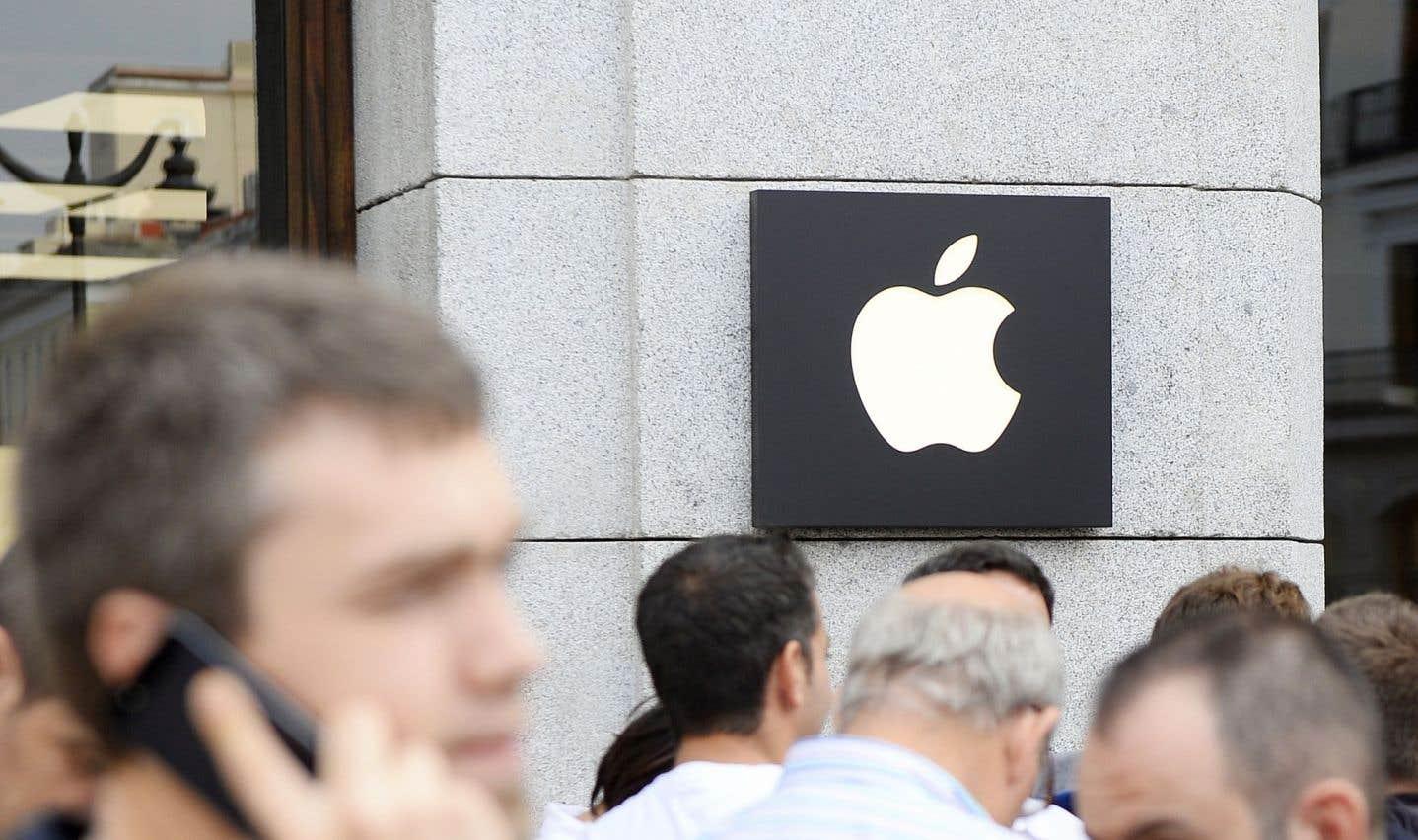 La Commission européenne détaille ses soupçons sur l'aide offerte à Apple