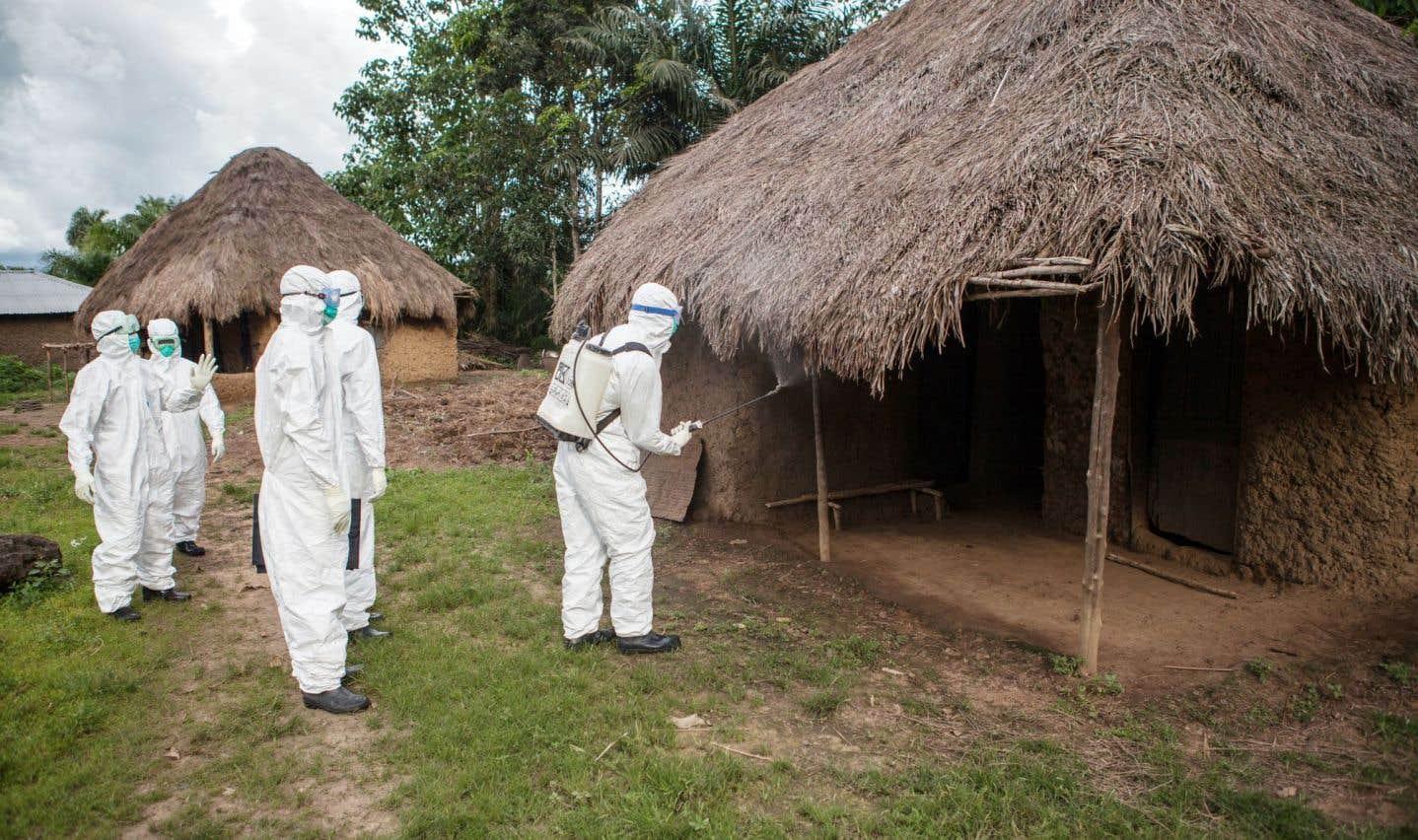 «Les hôpitaux sont très bien équipés et connaissent ce qu'il faut faire pour se protéger d'infections qui pourraient arriver de l'extérieur», soutient la directrice du Laboratoire de santé publique du Québec, Cécile Tremblay.