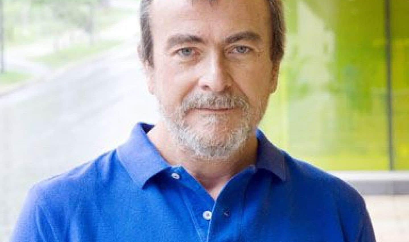 Le spécialiste des écosystèmes aquatiques et titulaire de la Chaire de recherche en biogéochimie du carbone du Département des sciences biologiques de l'Université du Québec à Montréal, Paul Del Giorgio