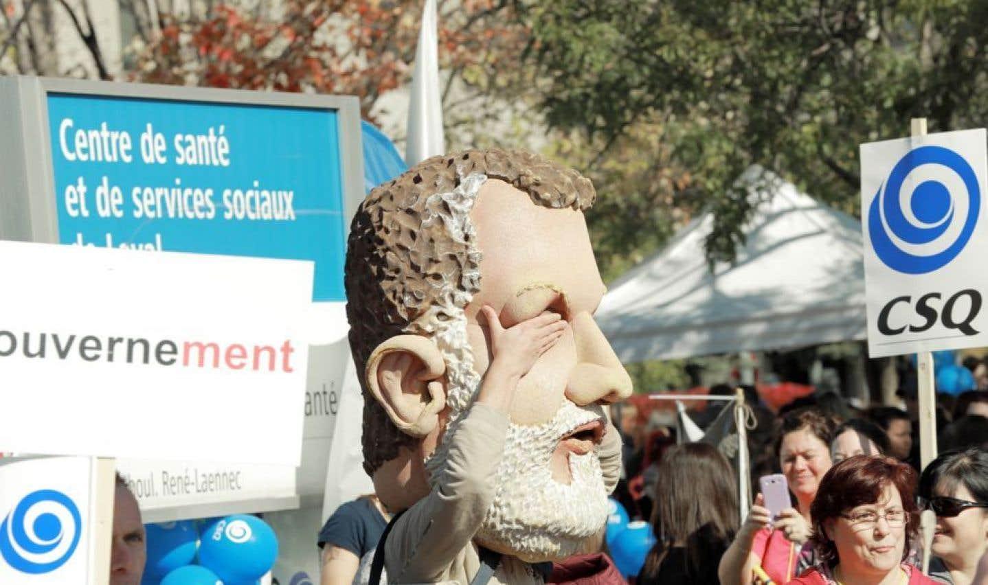 Les centrales syndicales exigent  un débat de fond sur la lutte au déficit