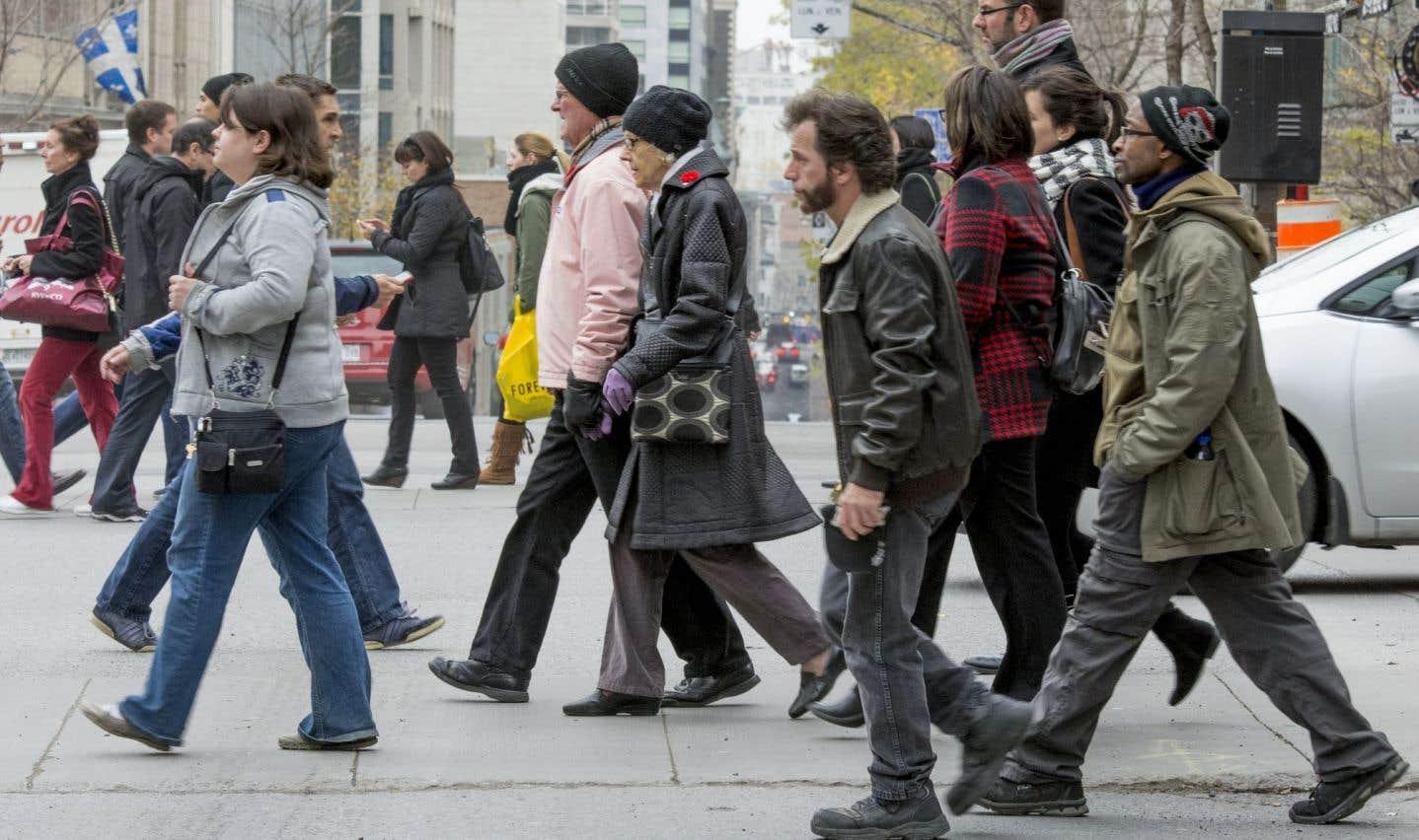 Le Canada doit agir contre la montée des inégalités, dit la TD