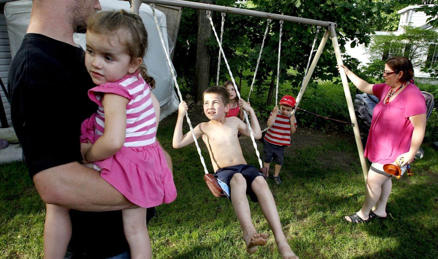 Maux de tête en vue pour les familles recomposées