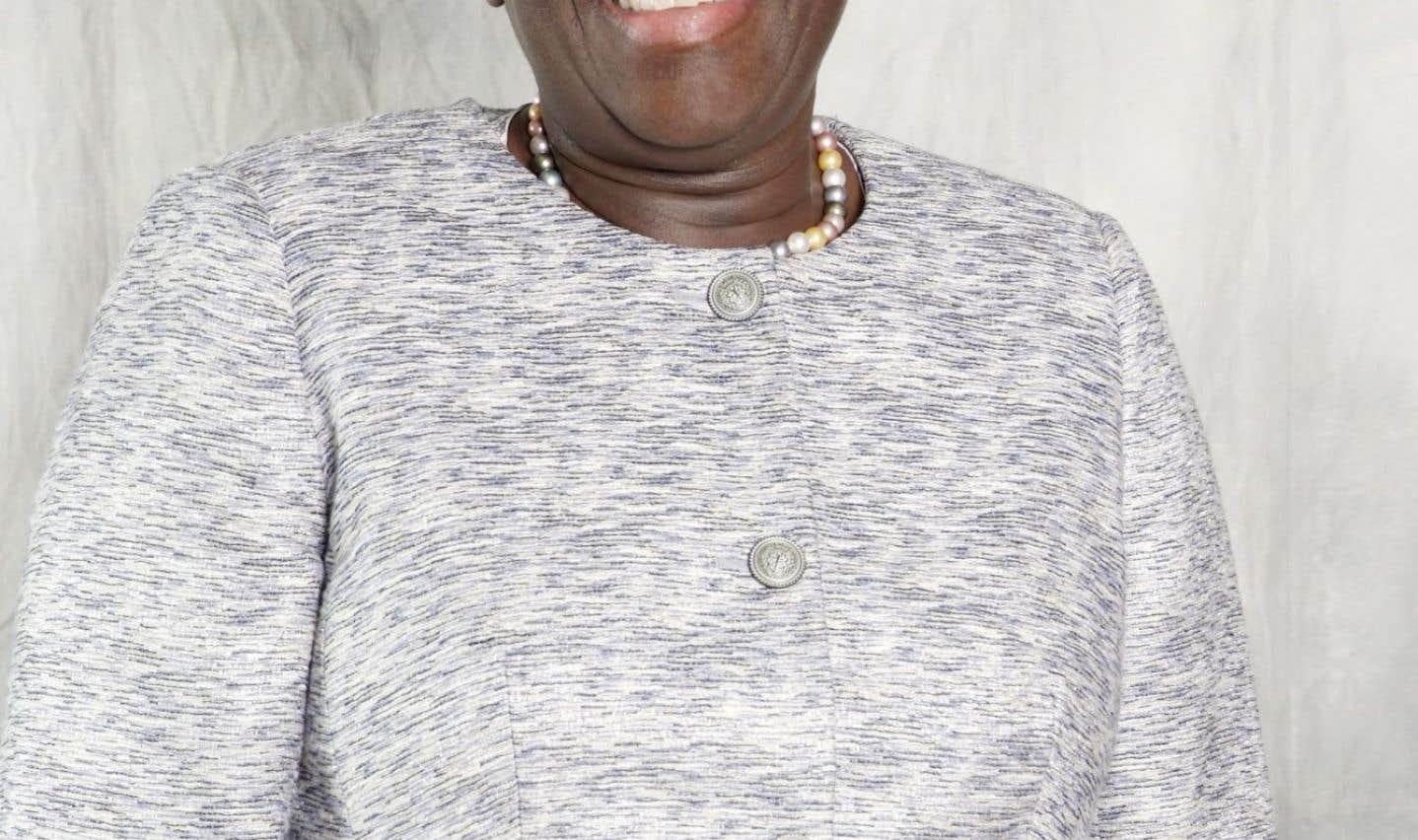 La directrice de l'Institut de la Francophonie pour le développement durable, Fatimata Dia