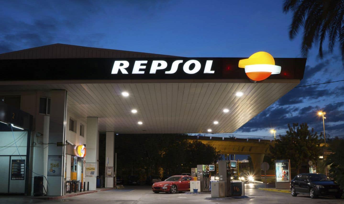 Repsol confirme son intérêt pour Talisman