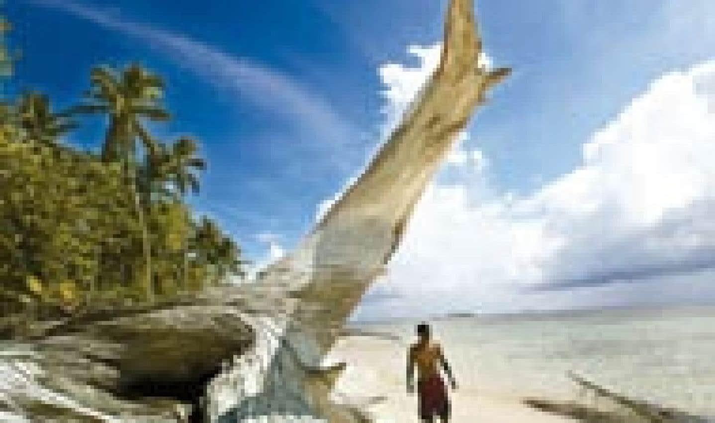 L'avenir du Tuvalu - Le marketing du désespoir