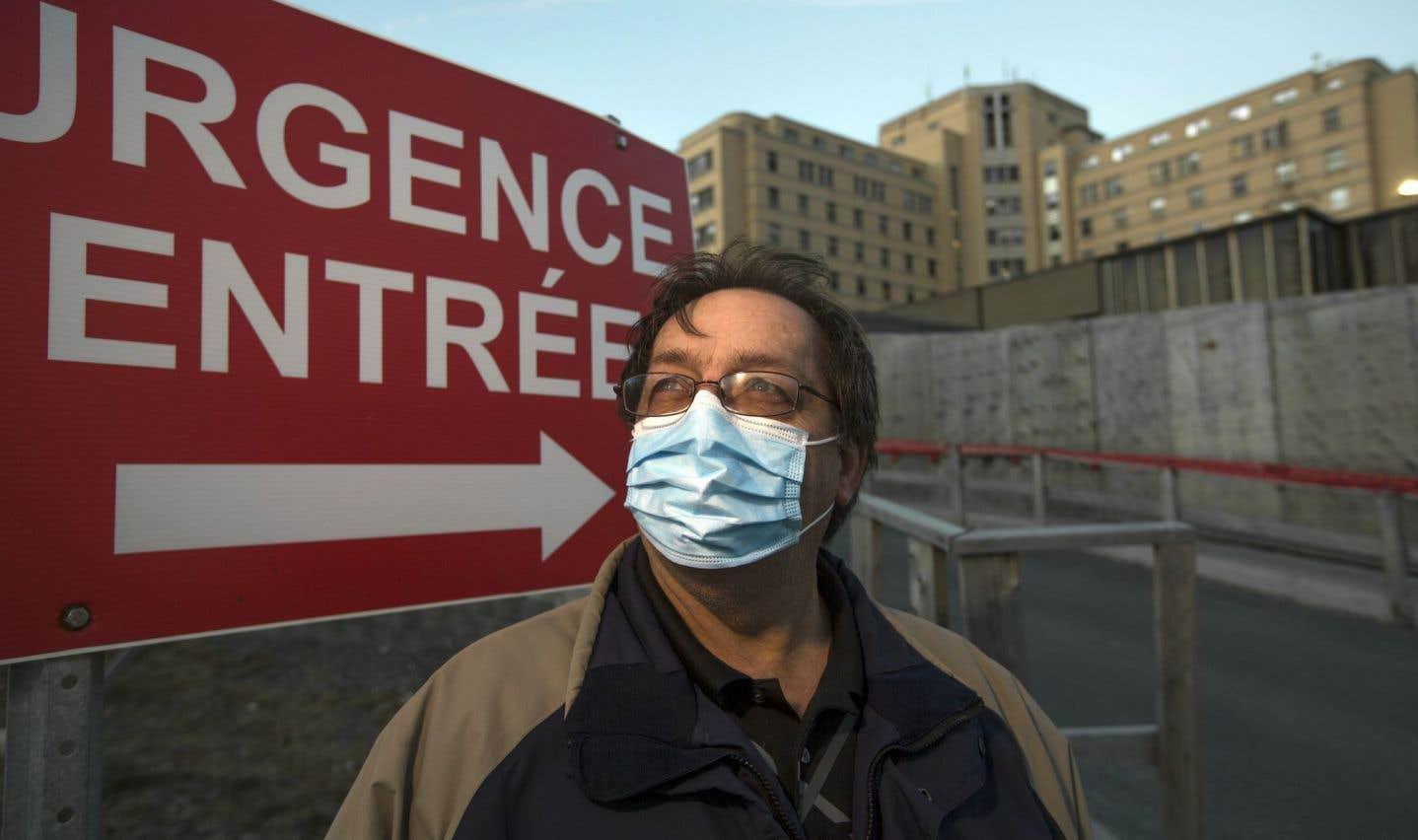 La grippe fait déborder les urgences