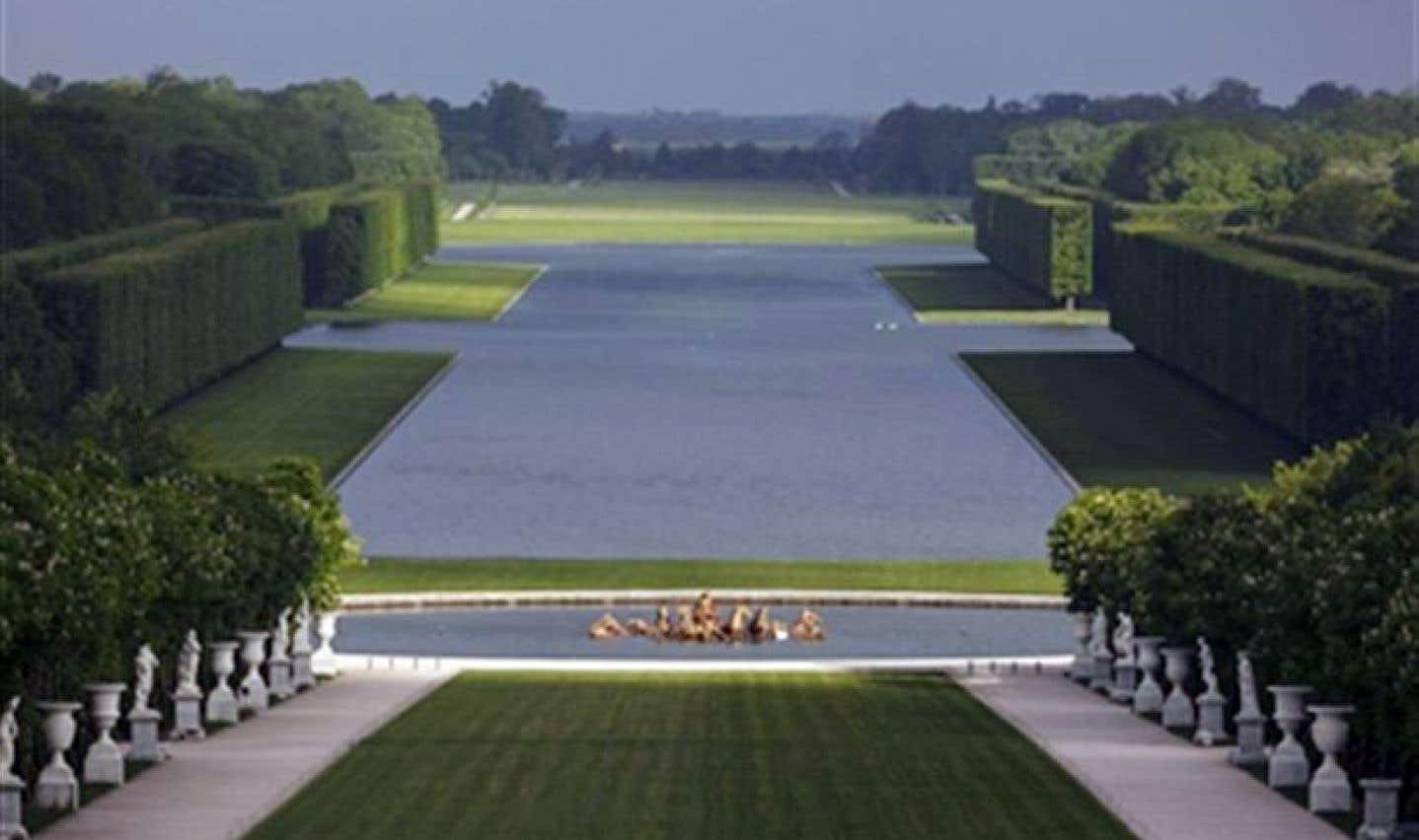 Les jardins de Versailles, Hervé Ternisien