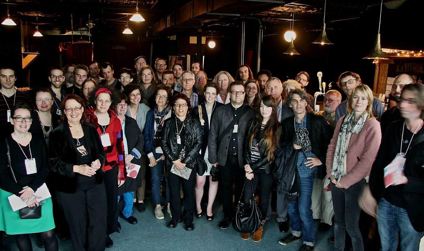 CartelMTl 2014, qui a réuni à Montréal 33 diffuseurs de 13 pays de l'Europe et de l'Amérique, fut la première conférence internationale en musiques nouvelles.