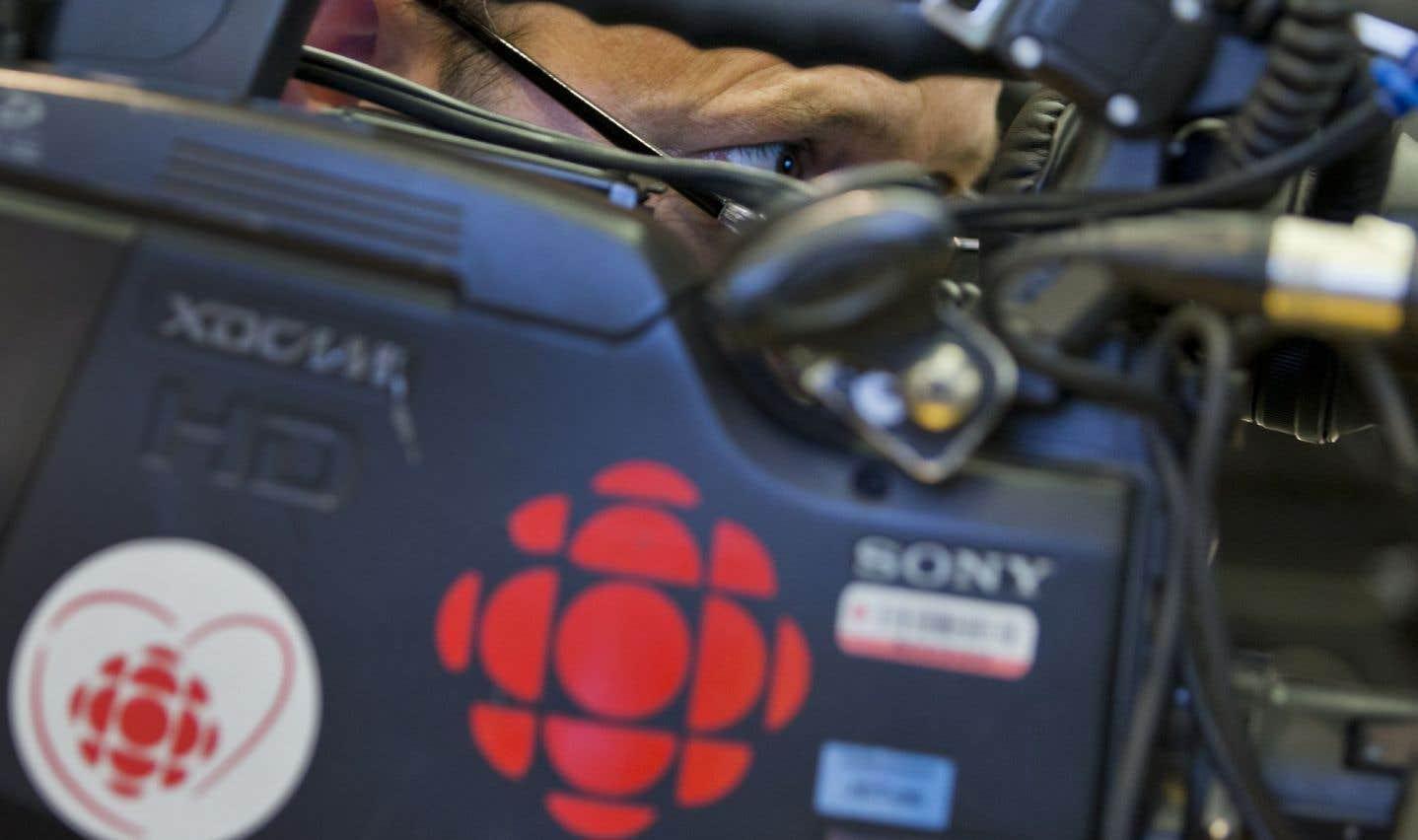 Radio-Canada contre-attaque