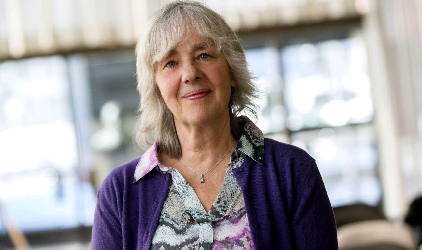 Marguerite Mendell, professeure titulaire à l'École des affaires publiques et communautaires de l'Université Concordia et directrice de l'équipe de recherche sur l'économie sociale de cette université.