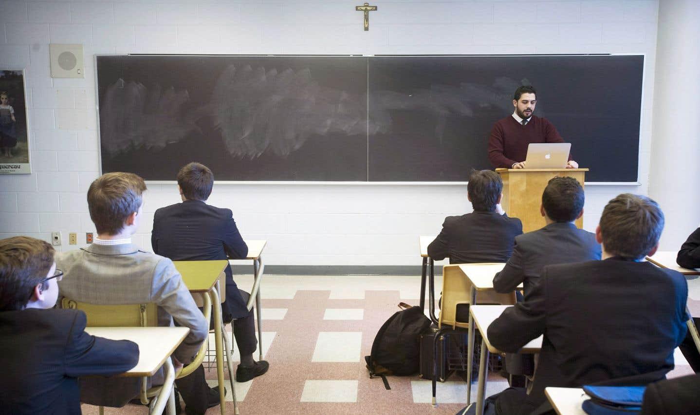 Le cours d'éthique et de culture religieuse peut être catholique