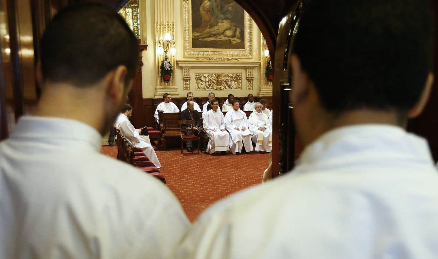 Il n'est pas nécessaire de se destiner à la vie cléricale pour s'inscrire à la maîtrise en théologie.