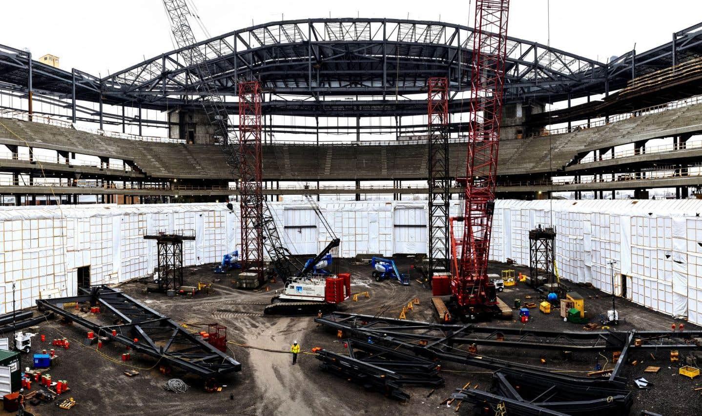 L'amphithéâtre de Québec sera le «Centre Vidéotron»