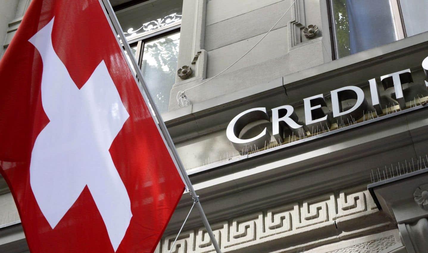 La Suisse entreprend un «grand ménage»