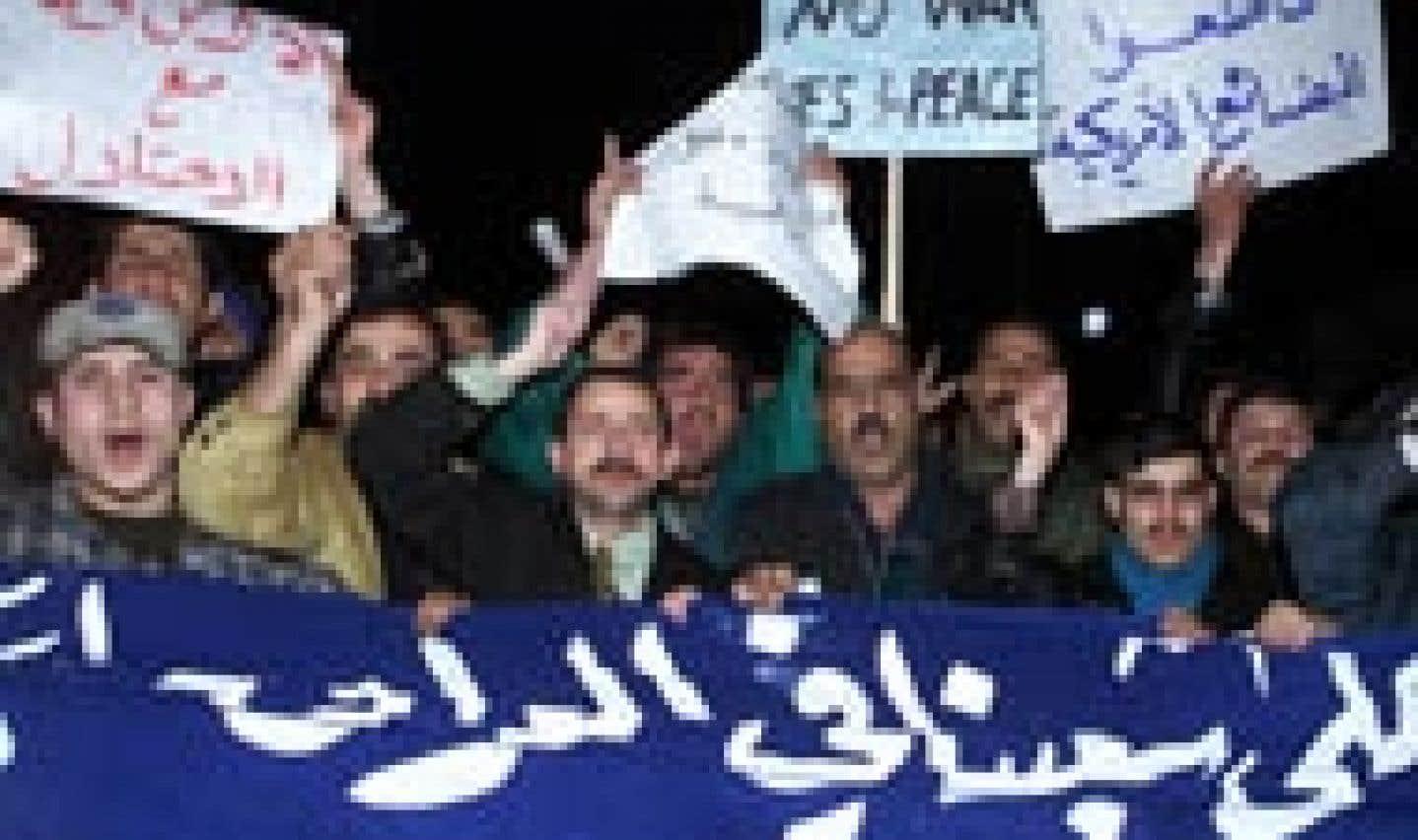 Les pays arabes réclament le retrait immédiat des forces en Irak