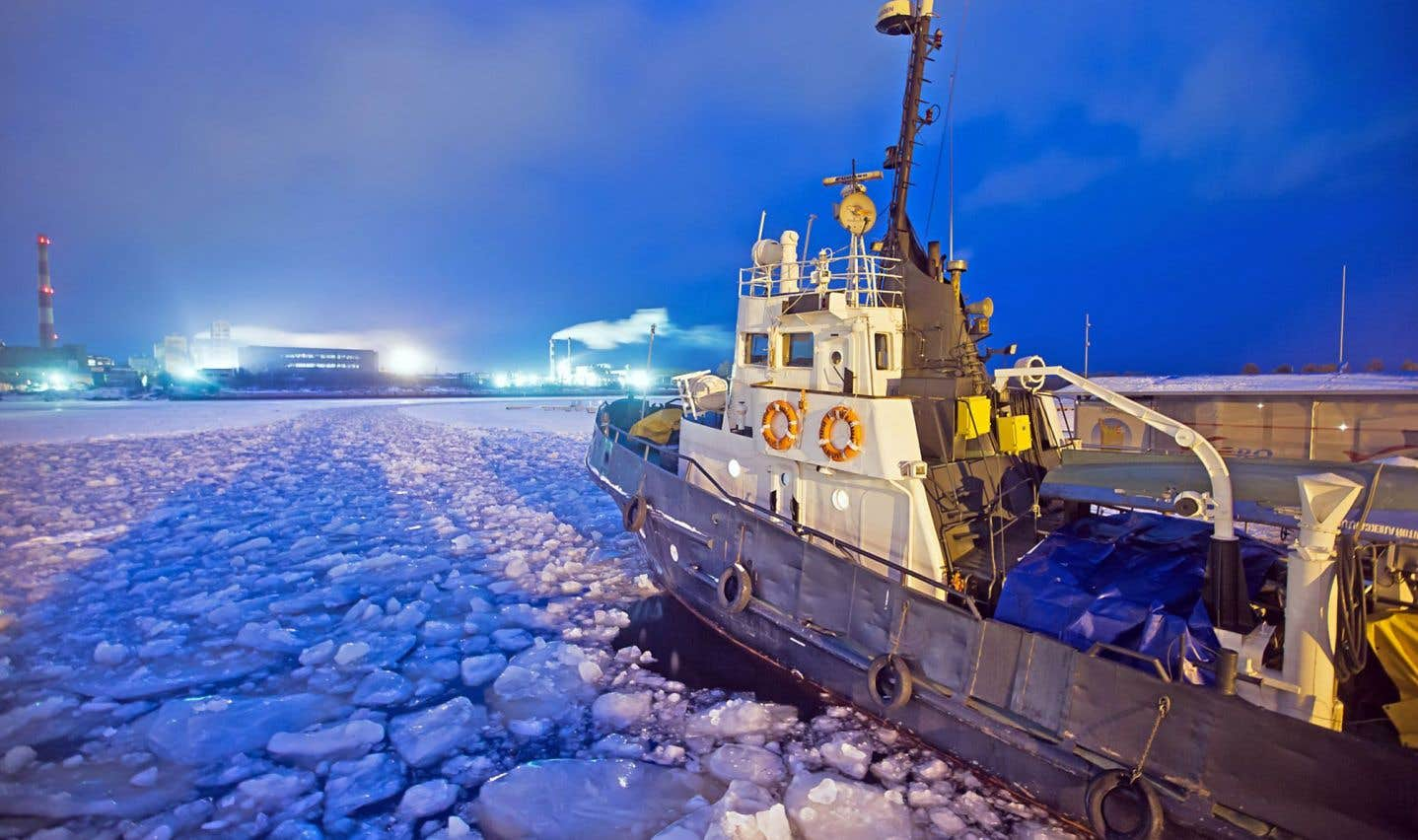 Le Canada n'est pas préparé à un déversement dans l'Arctique