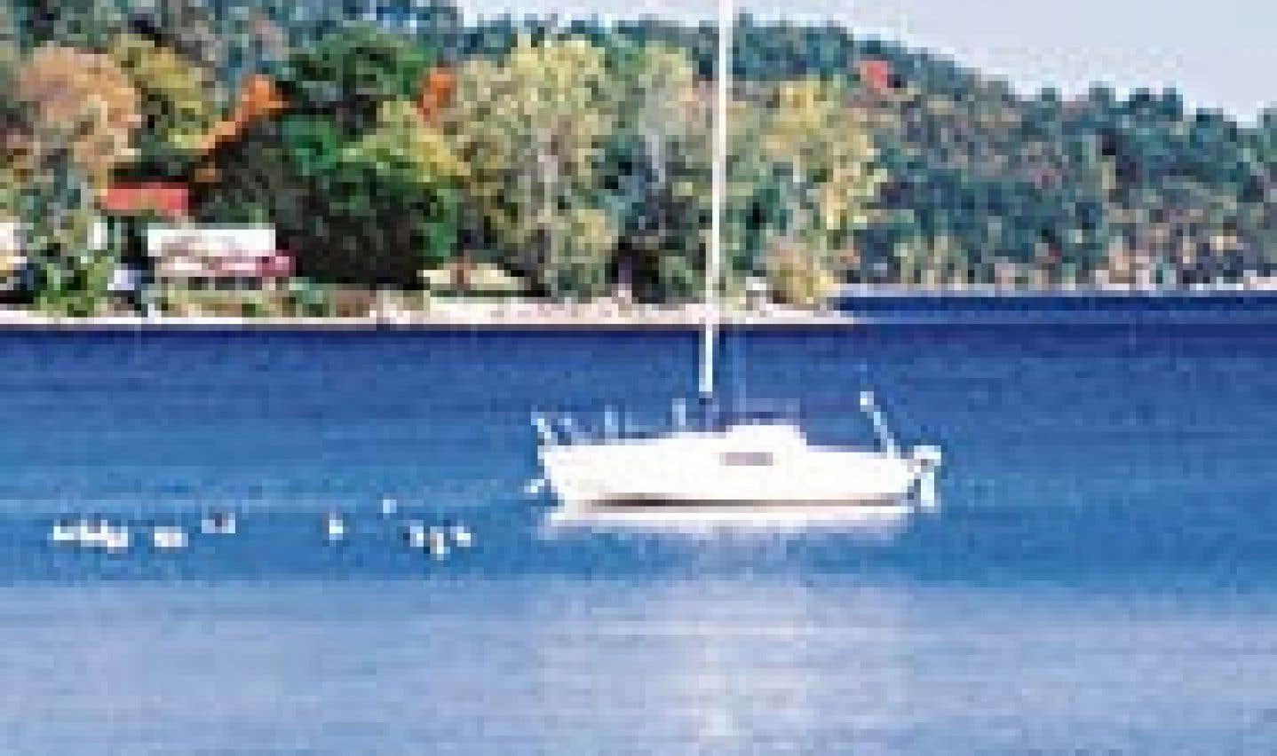 Tourisme - Autour du lac Champlain