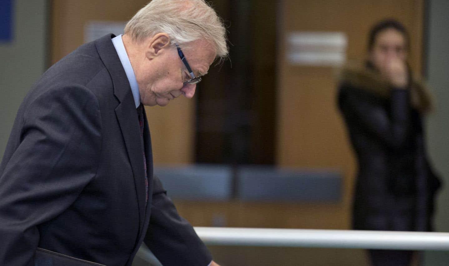 Gilles Vaillancourt sera bien jugé pour gangstérisme