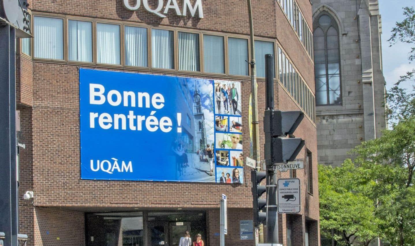 Le moins que l'on puisse dire, c'est que le campus de l'UQAM ne manquera pas d'animation lors de la rentrée automnale, car l'Université s'est associée au festival OUMF.