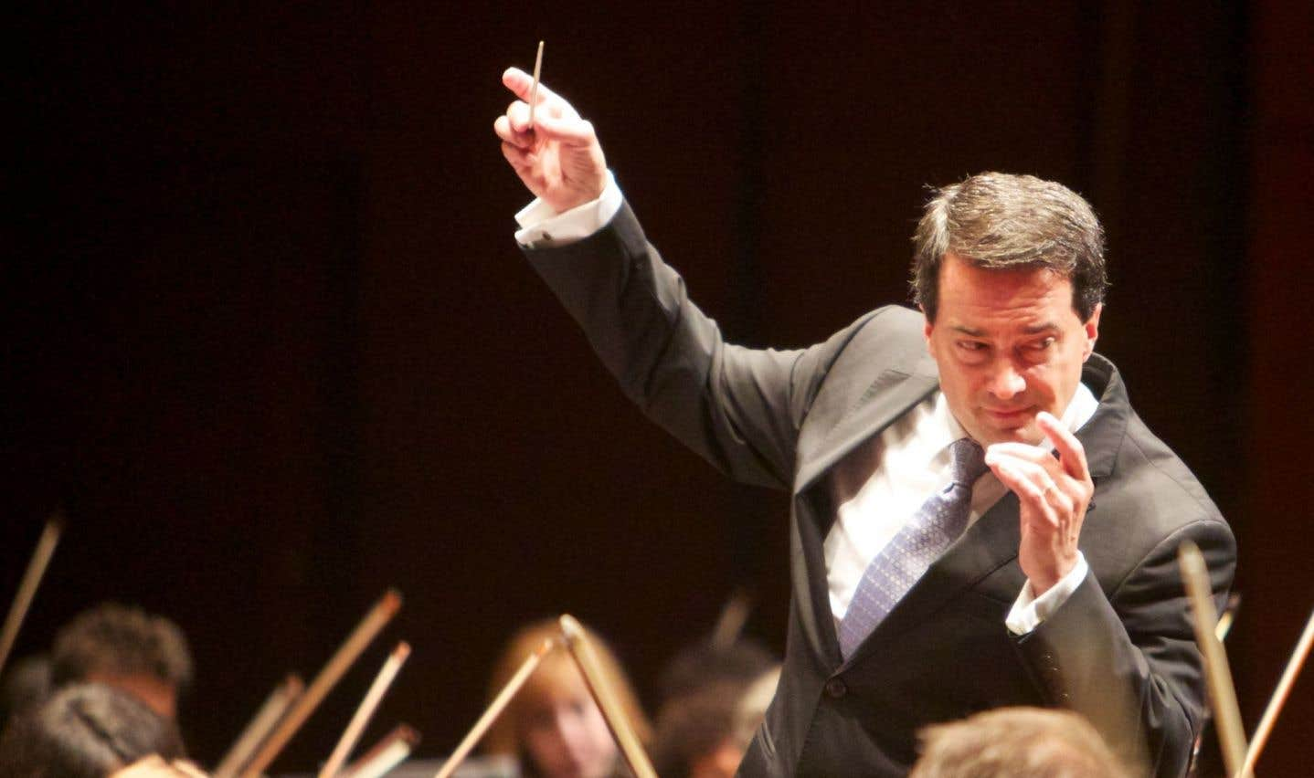 Maestro Lacombe dirigera l'Opéra de Bonn
